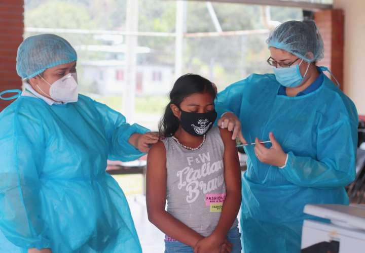 Jornada de vacunación en Alcalde Díaz y Chilibre este fin de semana