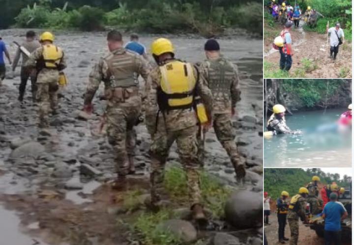 Encuentran cuerpo sin vida de mujer arrastrada por corriente de río