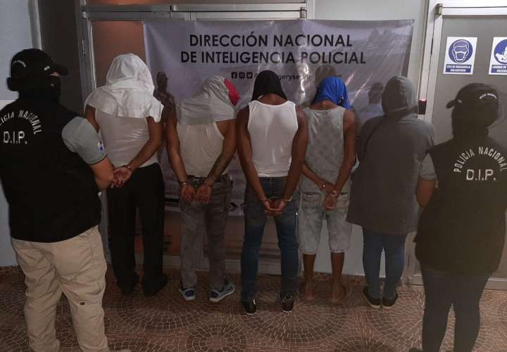 """Sicarios vinculados al crimen de """"Wendy Bono"""" caen tras Operación """"Antídoto"""""""