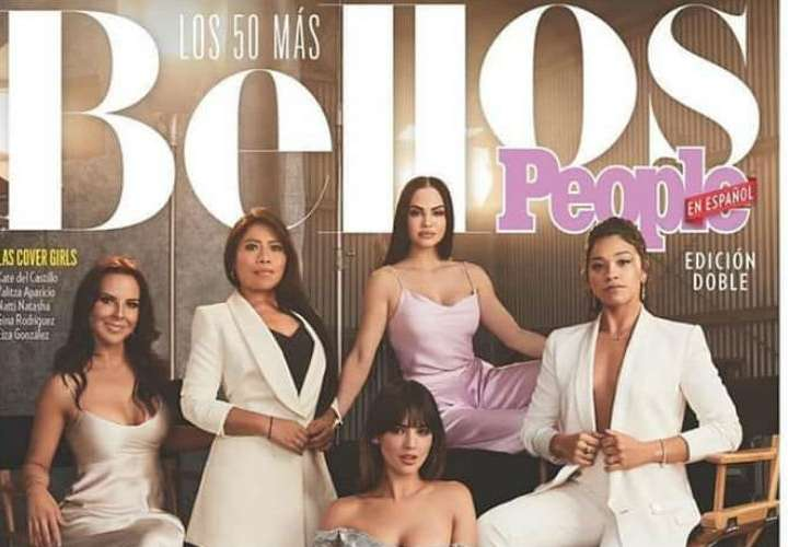 Yalitza Aparicio y Natti Natasha entre las latinas más bellas de Revista People