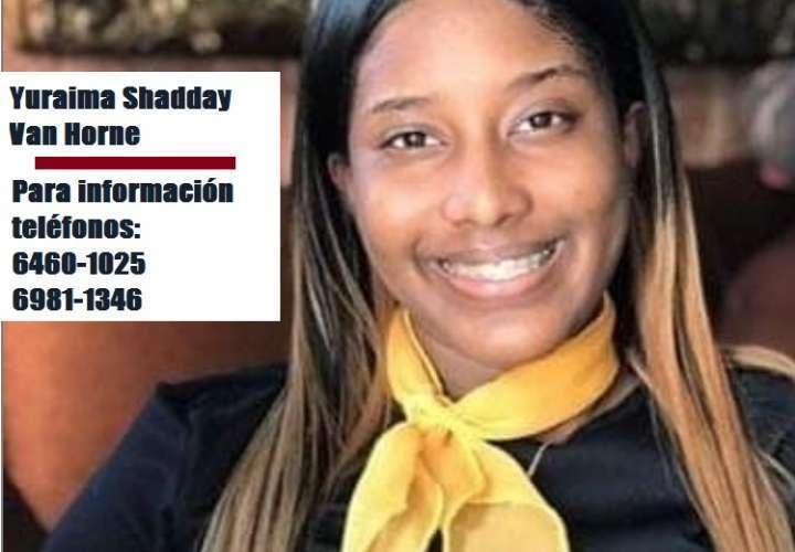 Madre clama por ayuda para encontrar a su hija, desaparecida hace 5 meses