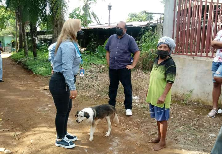 Zoonosis acude a verificar al perro que mordió a mujer