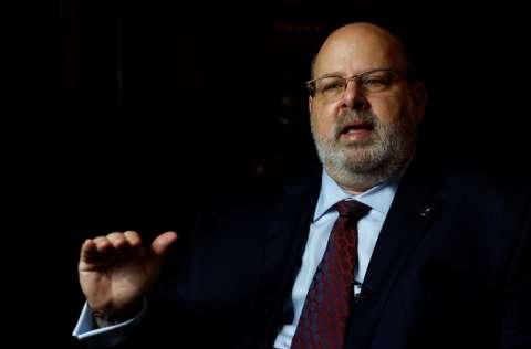 Jorge Canahuati, presidente de la Sociedad Interamericana de Prensa. FOTO/EFE