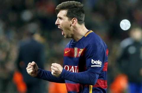 Leo Messi  Foto:EFE
