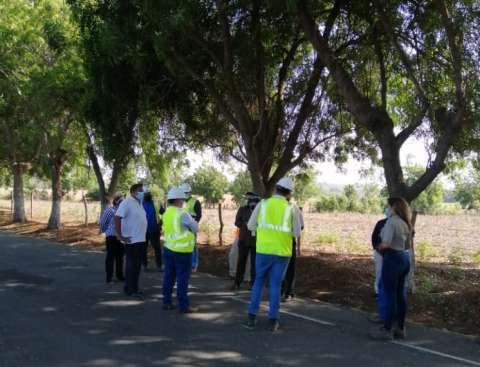 Se lograron acuerdos con la empresa, que permitirá resarcir el daño y mejorar el área afectada.