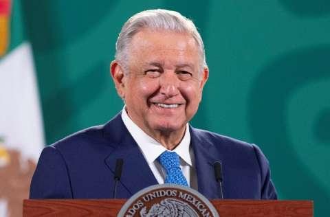 Presidente de México Andrés Manuel López Obrador. FOTO/EFE