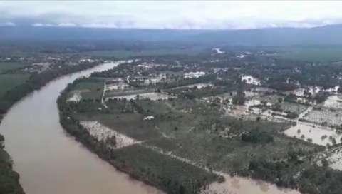 Inundaciones en Bocas del Toro