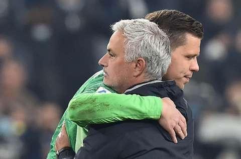 José Mourinho Foto:EFE