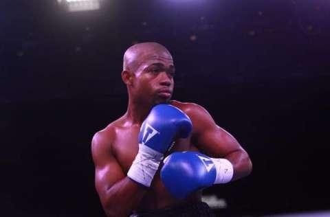 Ernesto Marín se encuentra invicto en el boxeo profesional con un total de nueve triunfos, incluyendo cinco nocauts. Foto: Cortesía