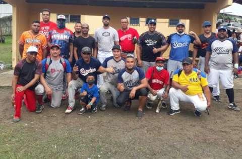 El equipo del Minsa, campeón del softbol gubernamental metropolitano.