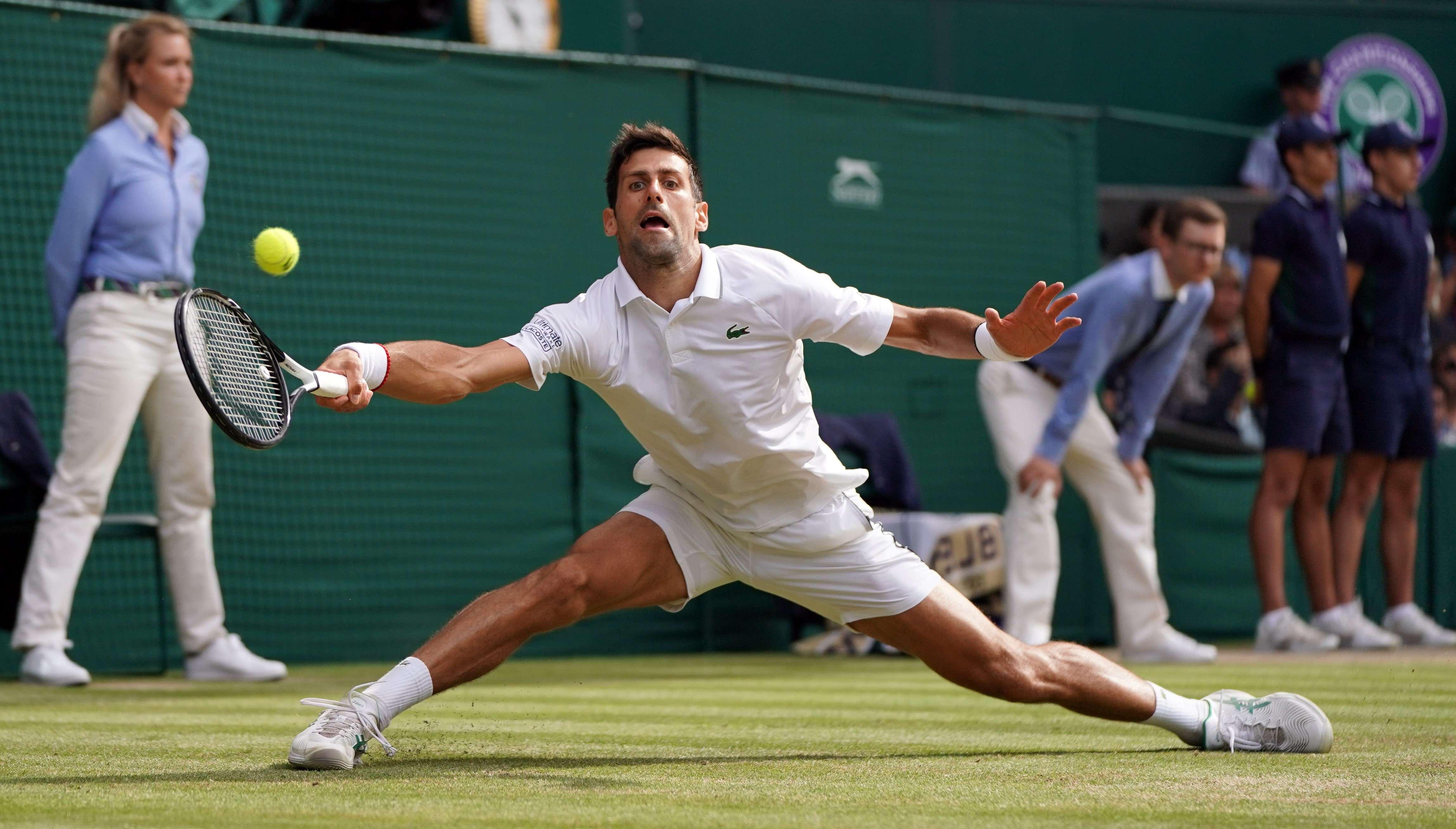 Novak Djokovic /AP