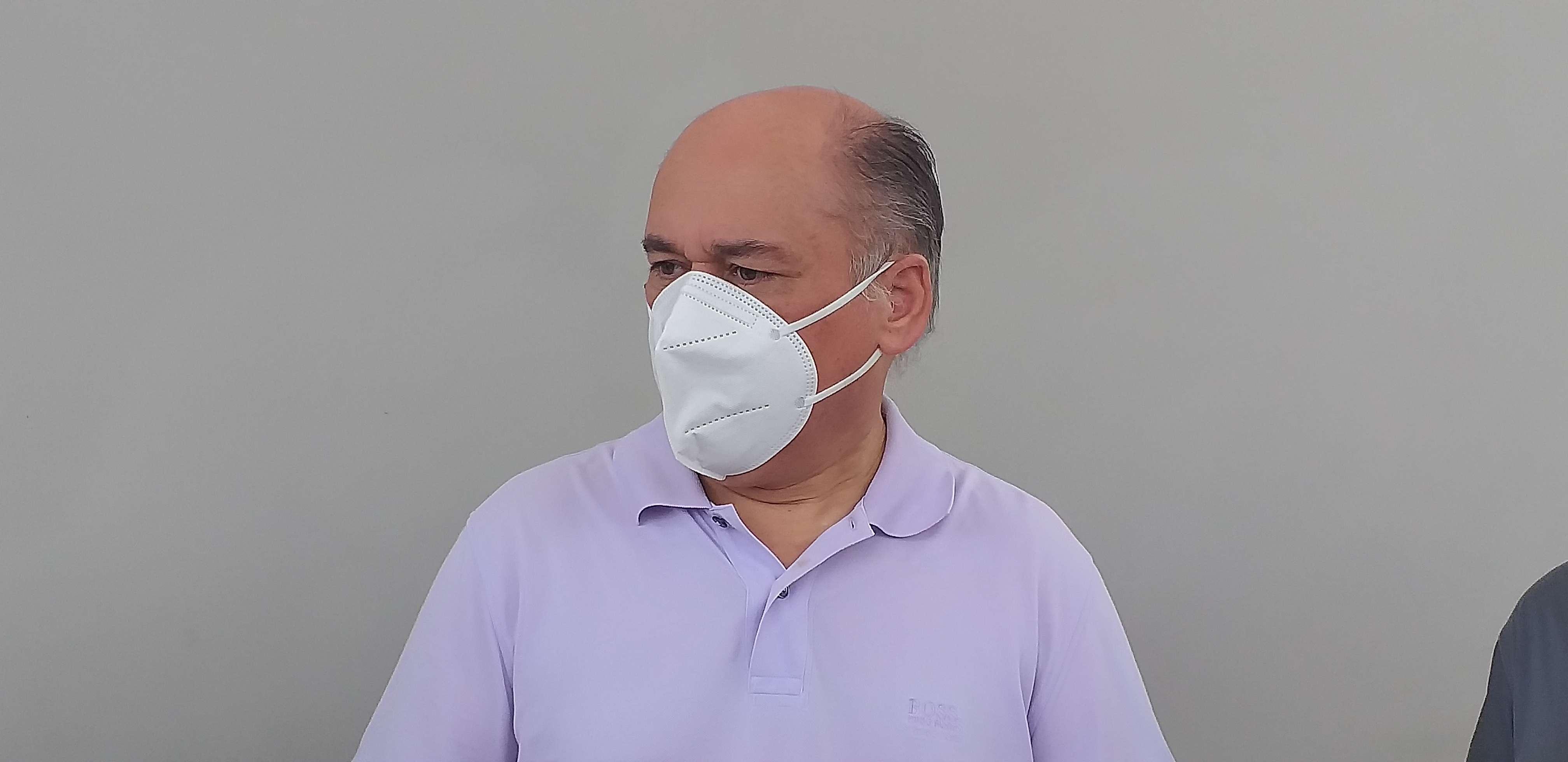 El abogado y ex Ministro de Seguridad, Rodolfo Aguilera hizo la denuncia.