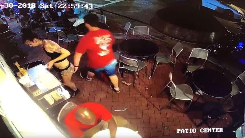Captura de video Vecinos Informados