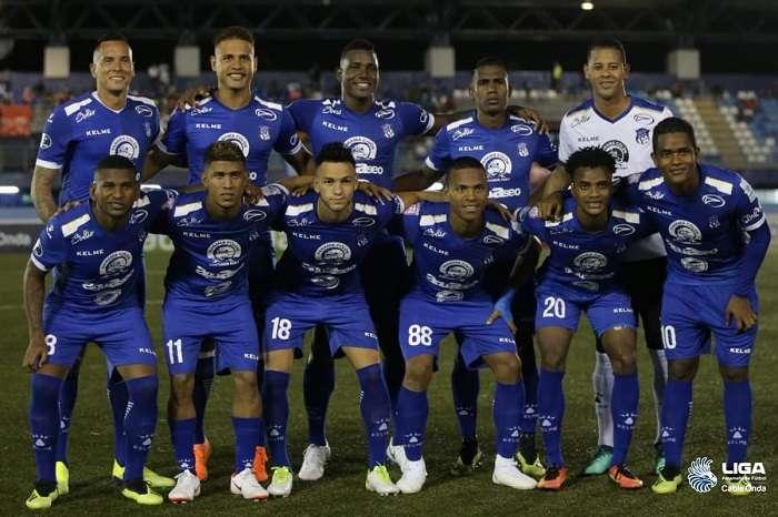 El conjunto del Arabe Unido viene de empatar en la Liga Panameña de Futbol./LPF