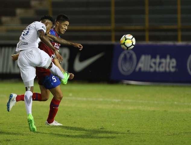En el encuentro de ida el Árabe Unido ganó por marcador de 1-0./LPF