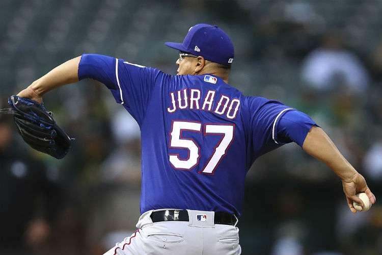 Ariel Jurado tuvo una regular salida la noche del martes. Foto: AP