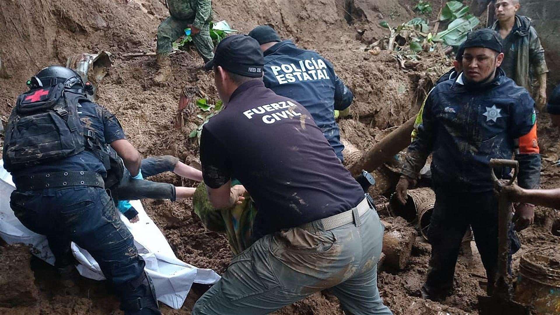 Inundaciones, daños y muerte deja Grace en México