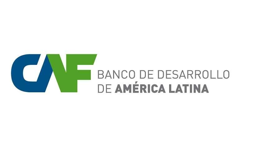Logo del Banco de Desarrollo de América Latina.