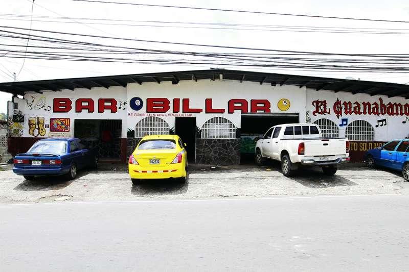 Vista general del lugar del crimen. Foto: Edwards Santos