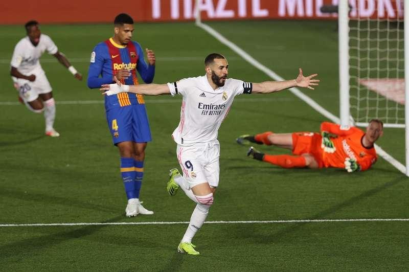 Karim Benzema /Foto: EFE
