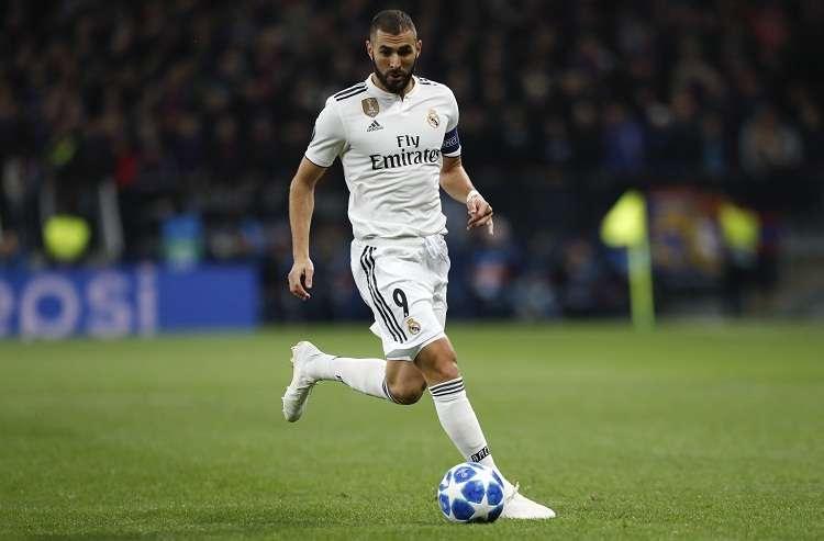 Benzema es acusado por complicidad en el chantaje a Mathieu Valbuena. Foto: AP