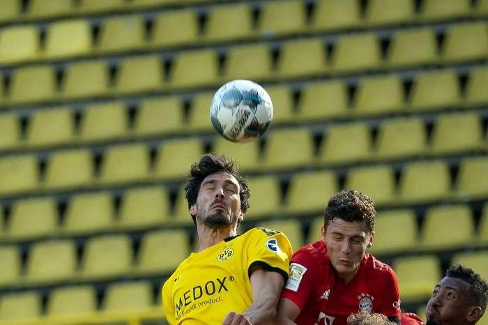 El duelo se disputó en el estadio Westfalenstadion./EFE