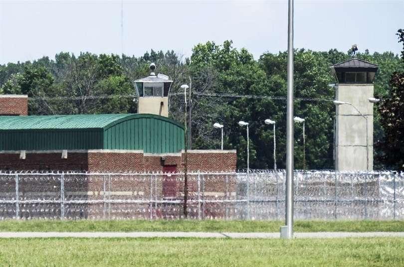 Cárcel de Terre Haute (Indiana), en la que se ha llevado a cabo la ejecución de Orlando Cordia Hall.EFE
