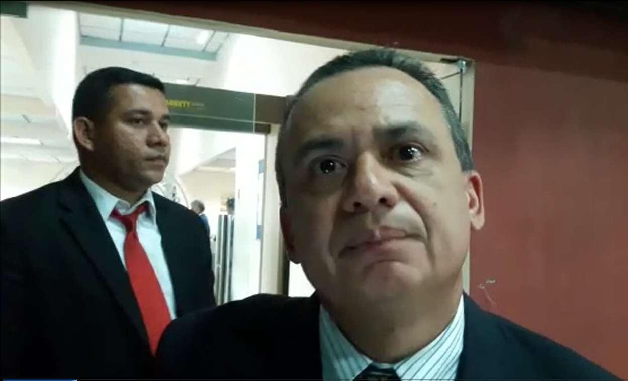 El fiscal Markel Mora, explicó que por parte del Ministerio Público se terminó de revisar el contenido en los 99 audios y procedieron con el interrogatorio.