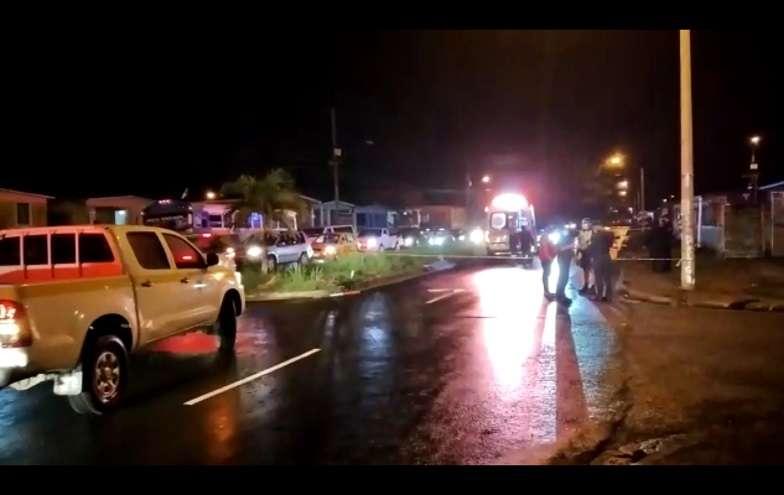 El accidente se registró en la vía principal de El Tecal de Arraiján.
