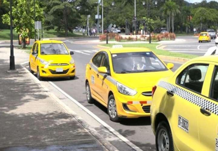 Según lo acordado la circulación de taxis se realizará según el último número de sus placas (pares y nones).