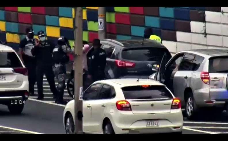 El hombre deberá responder por el accidente con la agravante de fuga.