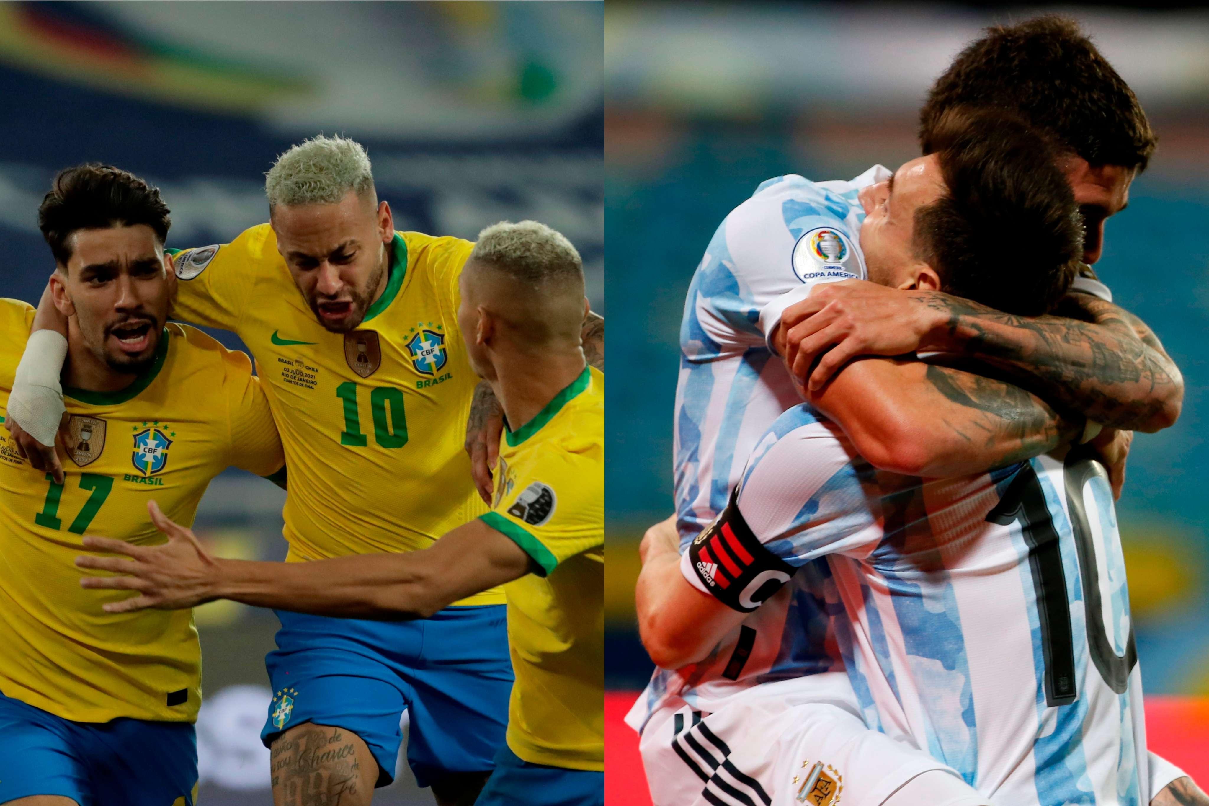 Neymar y Messi estarán cara a cara. / Foto: EFE