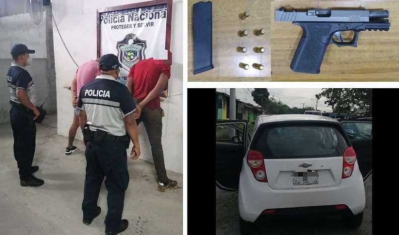 Acción fue coordinada por el Centro de Operación Nacional.