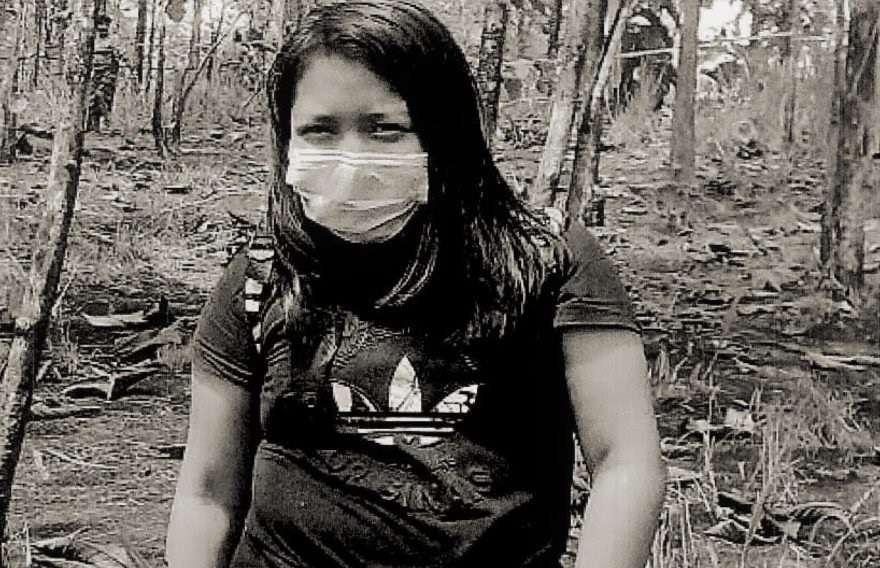 Desaparecida: Maylin Belsabeth Román Morris.