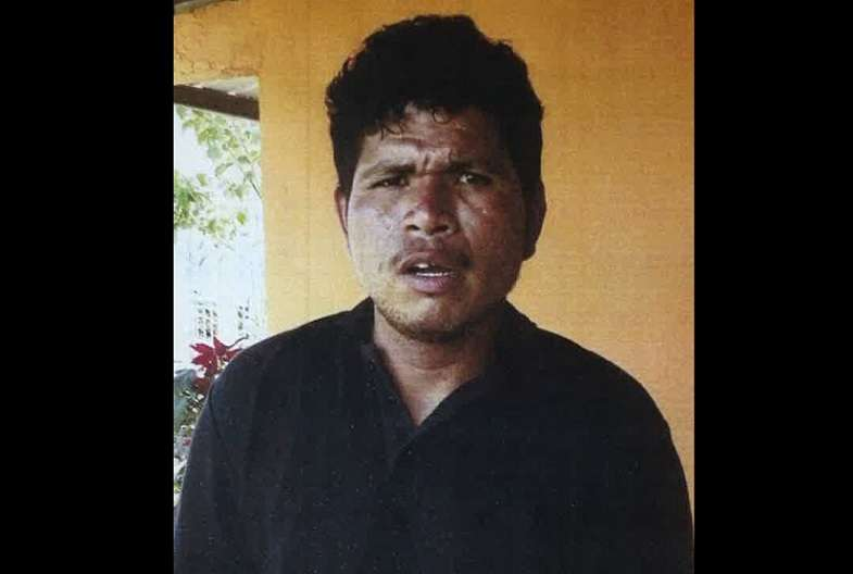 Ramón Nonato Ponce Ortiz, se encuentra desaparecido desde el 1 de febrero pasado
