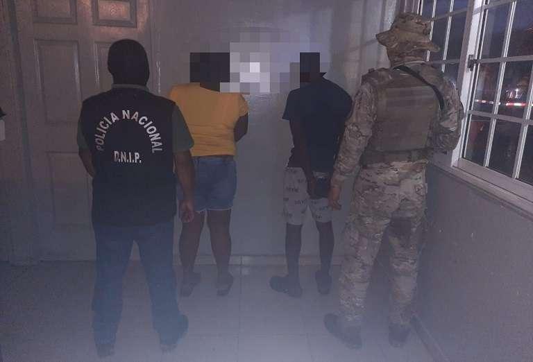 En lo que va del año la policía ha logrado incautar unas 198 armas de fuego ilegales en la provincia de Colón.