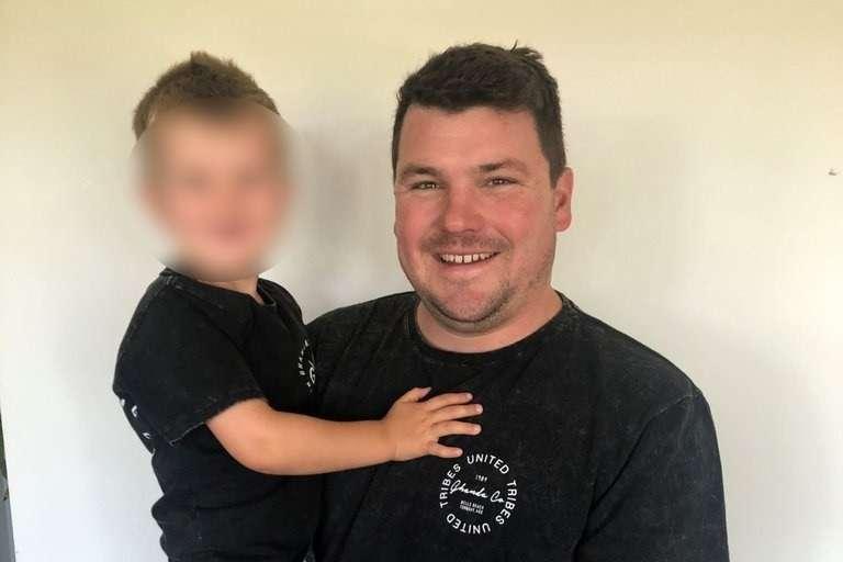 Duncan Craw, de 32 años, desapareció mientras estaba en un campamento