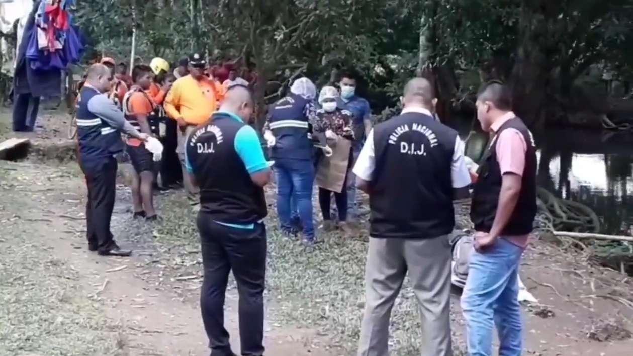 Las autoridades en la provincia de Bocas del Toro han iniciado las investigaciones para esclarecer el hecho. Foto: Mayra Madrid