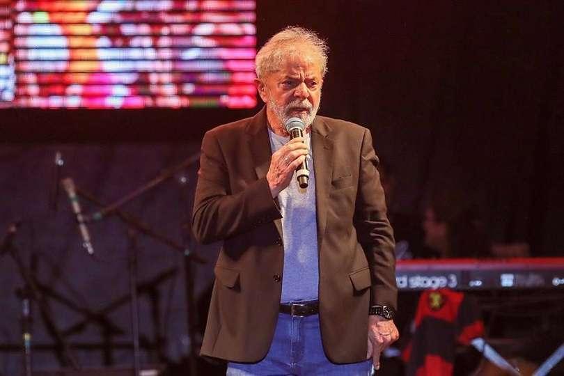 En la imagen el expresidente de Brasil Luiz Inácio Lula da Silva. EFE
