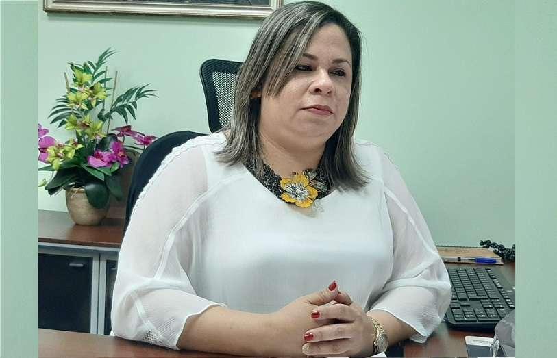 Fiscal Superior de Familia, Katya Meléndez