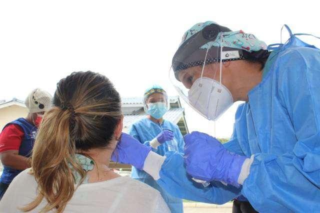 A  la fecha 2,256 contagiados mantienen la enfermedad del SARS-CoV-2.