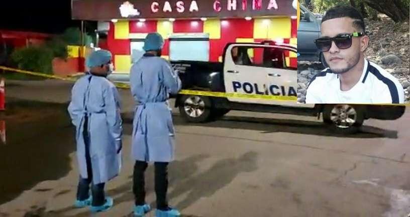 Al lugar acudió personal de criminalística del Instituto de Medicina Legal y Ciencias Forenses y personal del Ministerio Público.