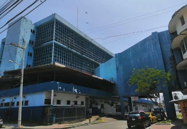 Hospital Manuel Amador Guerrero en Colón.