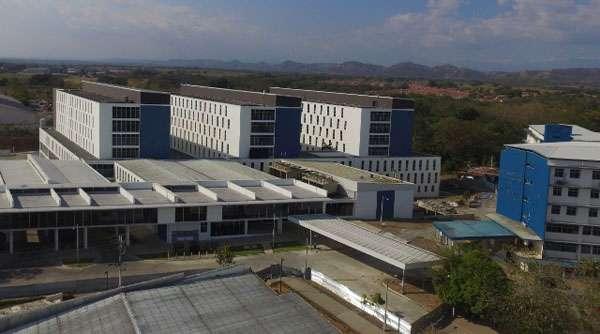 Vista general del Hospital Rafael Hernández de David. Foto: CSS