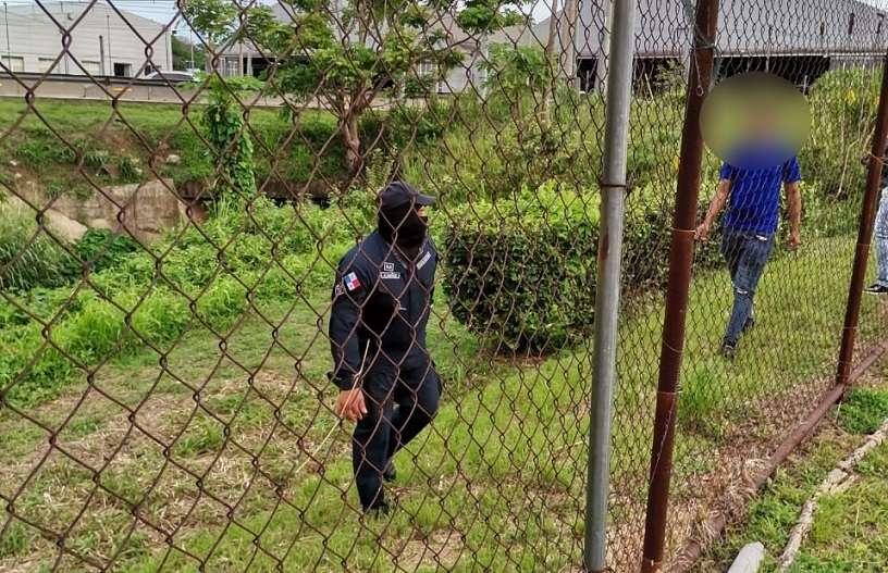 Denunciantes piden se les asigne más unidades de la Policía para custodiar el lugar.