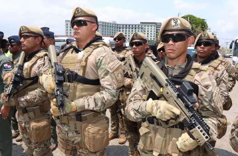 Las unidades de Fuerza de Tarea Conjunta Ayuda (FTC Ayuda) estarán distribuidos en  55 puntos donde se desarrollará el Carnaval.