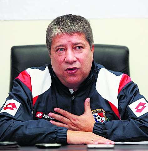 Hernán Darío Gómez clasificó a Panamá a su primera Copa del Mundo de Fútbol.