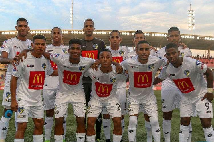 El Chorrillo FC obtuvo un triunfo importante en su primer partido del torneo Clausura 2018. Foto: LPF