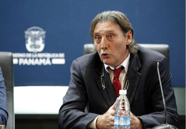 El español Manolo Mirambel es el encargado del departamento de expansión internacional en América del Córdoba C.F. Foto EFE