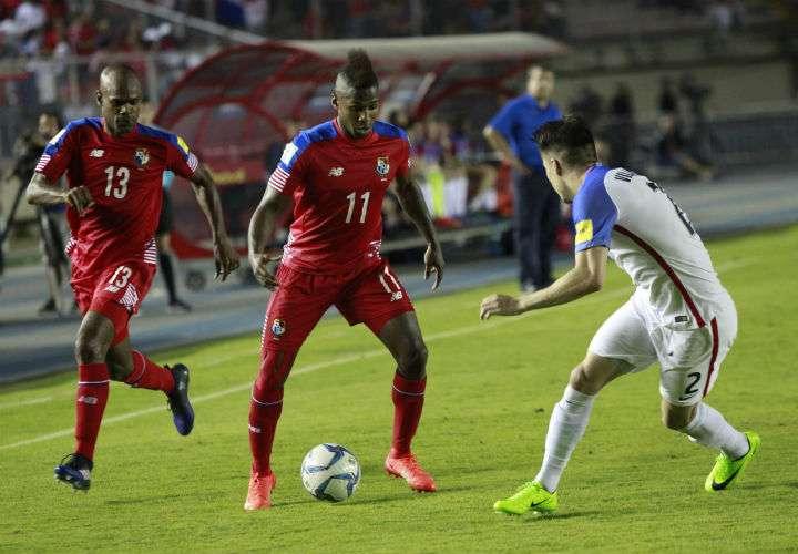 Panamá jugará tres partidos de fogueo en el extranjero y uno en casa. Foto Anayansi Gamez